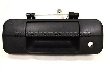 fits Toyota Tundra Outside Exterior Tailgate Handle Cargo Rear No Camera Hole