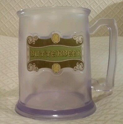 Wizarding World of Harry Potter Butterbeer Mug With Homemade Recipe