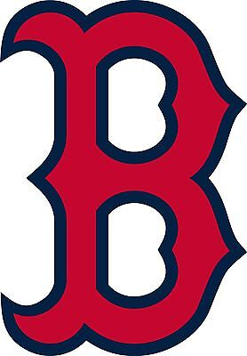 BOSTON RED SOX Logo ~ Window WALL DECAL * Vinyl Car STICKER ~ ANY COLORS