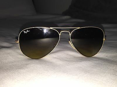 NEW RAY-BAN Aviator sunglasses Unisex 58mm