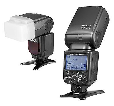 Meike MK-910 i-TTL Flash Speedlight 1/8000s for Nikon  D810 D7100 D750 as SB-900
