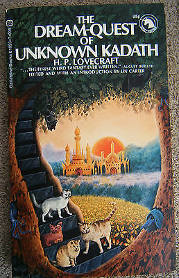 The Dream-Quest of Unknown Kadath by H. P. Lovecraft (1970)