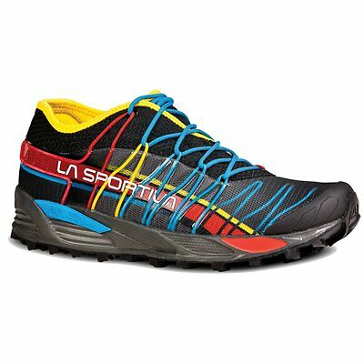 La Sportiva Mutant Off Road Running Shoes Blue/Red