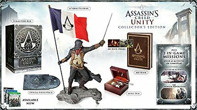 Assassin's Creed Unity Collector's Edition - PC