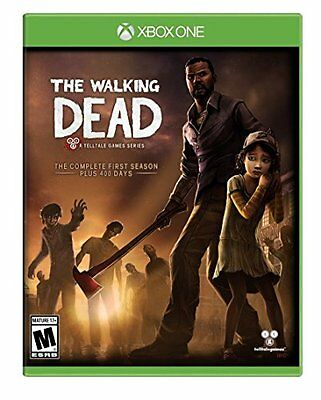 NEW - The Walking Dead: The Complete First Season - Xbox One