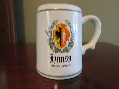1981 Franklin Porcelain Official Tankards of World's Great Breweries