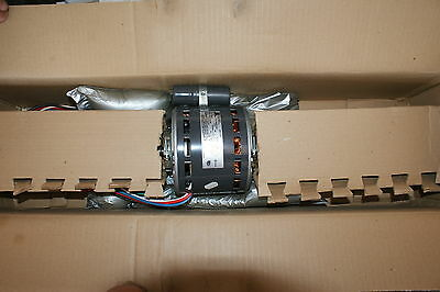 "ServiceFirst Emerson Fan Coil Motor 1/8HP 3 Speed 1/2"" Shaft X705000149-06"