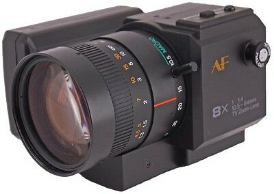 Panasonic WV-LZ14/8AF 8x Zoom Auto-Focus TV/Video Camcorder Camera LENS ONLY