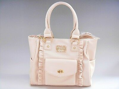 Authentic Lizmelo My Melody x Liz Lisa Tote Bag Shoulder Bag Ivory Free Shipping