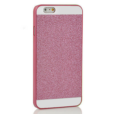 Luxury Bling Glitter Hard Plastic Back Case Cover for Apple iPhone 6 4.7""