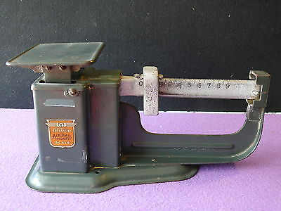 VINTAGE TRINER AIR MAIL ACCURACY SCALE, 9 oz