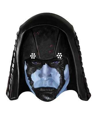 Ronan The Accuser Guardians Of The Galaxy Marvel Official Card Party Face Mask