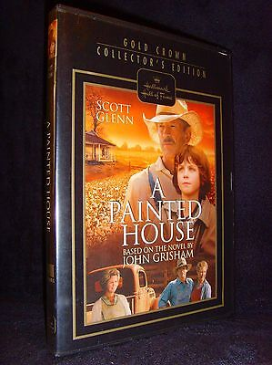 A Painted House•Hallmark•Hall of Fame•Gold Crown (DVD 2003) Mint Disc•No Scratch