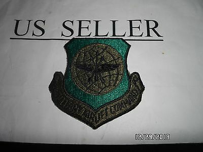 Military Patch  Military Airlift Command