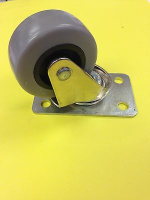 2 inch Rubber Swivel Caster **NEW**
