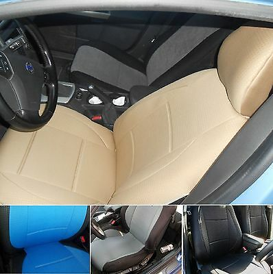 SELECT MODEL and COLOR DIAMOND SERIES TWO FRONT CUSTOM CAR SEAT COVERS
