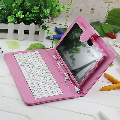 """8GB 7"""" Google Android 4.1 Tablet PC MID+Bundle Keyboard for Kids Children Gift"""