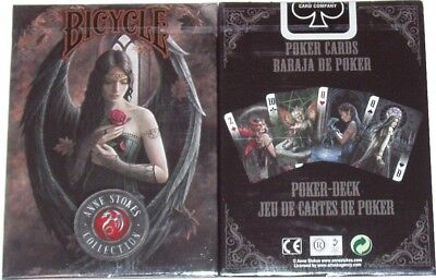 Bicycle Anne Stokes Playing Cards - Deck 1, Deck 2 and Deck 3 SteamPunk