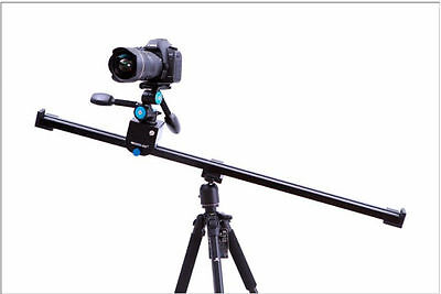 100CM Wondlan Wired Electrically Controlled Rail Video Slider Dolly Track