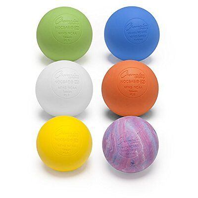 NEW Champion Sports Official Lacrosse Ball Set FREE SHIPPING