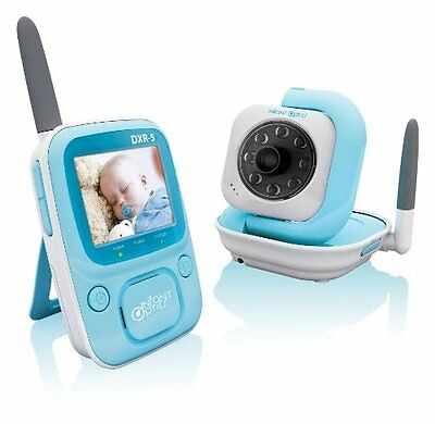 NEW Infant Optics DXR 5 2.4 GHz Digital Video Baby Monitor with Night Vision