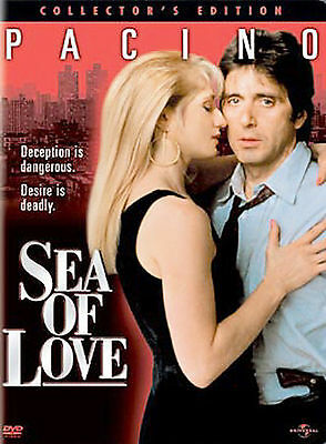 Sea of Love (DVD, 2003, Special Edition) Al Pacino - MINT - English & French
