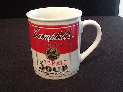 VINTAGE CAMPBELL'S CONDENSED TOMATO SOUP MUGS