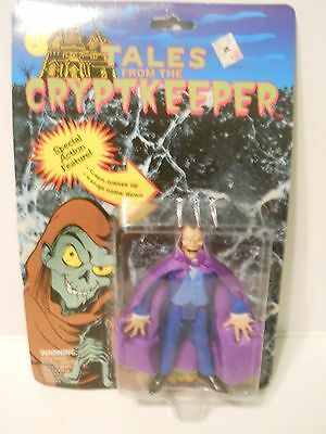 VINTAGE TALES FROM THE CRYPTKEEPER ACTION FIGURE THE VAMPIRE FACTORY SEALED