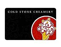 $15 Cold Stone Creamery Gift Card - Free Shipping!