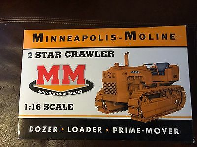 1/16 SCALE MM 2 STAR CRAWLER 2004 TOY TRUCKIN CONSTRUCTION SHOW OFFICIAL REPLICA