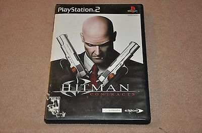 Hitman Contracts Playstation 2 PS2 2004