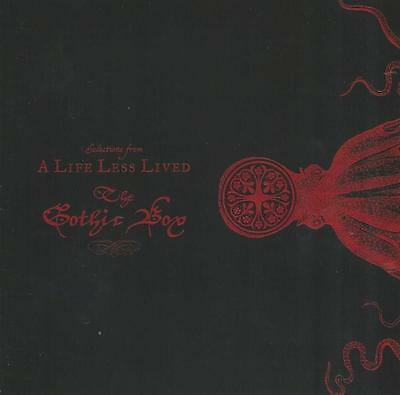 Selections From A Life Less Lived - The Gothic Box promo sampler CD The Cure
