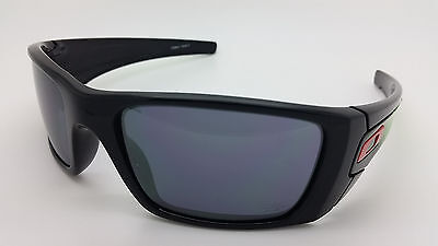 NEW Oakley Fuel Cell Sunglasses Polished Black Jupiter Camo OO9096-41 AUTHENTIC
