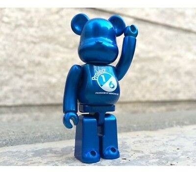 Be@rbrick 2018 Project 1//6 Series 35 Release Campaign 100/% Carbon Bearbrick Set