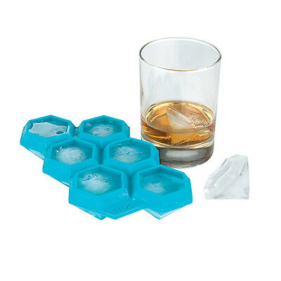 True Fabrications Iced Out Diamond - Silicone Ice Cube Tray / Mold