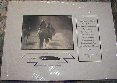 Edward S. Curtis Photo and Text The Vanishing Race-Navajo-1904