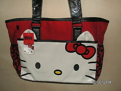 LOUNGEFLY HELLO KITTY Tote bag- Brand New- Authentic