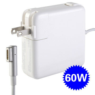 """60W AC Power Supply Adapter Charger For APPLE MacBook Pro 13 Inch 13"""" 13.3 MA"""