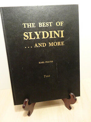 "THE BEST OF SLYDINI .. AND MORE  "" by KARL FULVES.  copyright 1976..Near MINT"