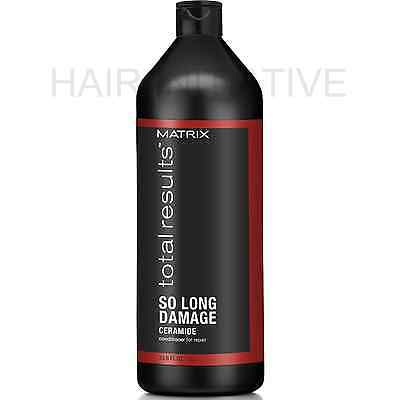 Matrix NEW Total Results So Long Damage Conditioner 1000ml/1 Litre (Was Repair)