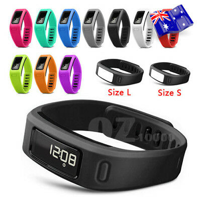 For Garmin Vivofit Band Replacement Wristband Fitness Bracelet Tracker L S Size