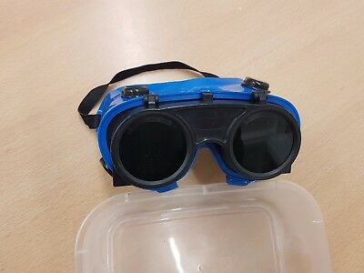 Silverline Welding Goggles - Gas Welding & Plasma Cutting Environments (140810)