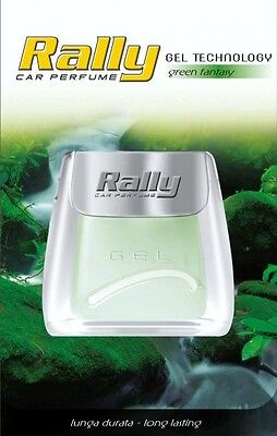 Airgel parfum d'ambiance Rally Car odeur: Green Fantasy