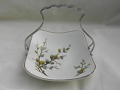 Midwinter Stylecraft SPRING WILLOW Tray with Handle.