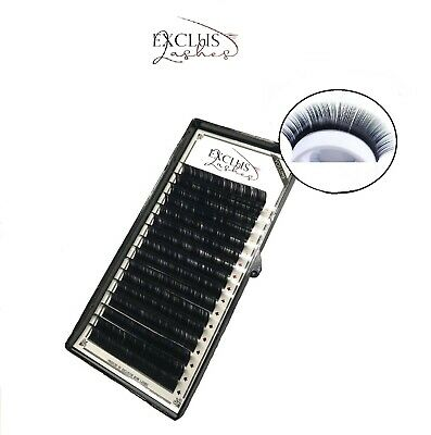Exclusive Individual Mink Lashes Semi Permanent Individual Eyelash Extensions
