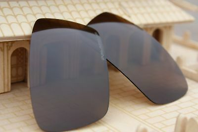 ACOMPATIBLE Polarized Replacement Lenses for-Oakley Gascan - Bronze Brown