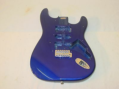 FENDER SQUIER STRAT STRATOCASTER AFFINITY ELECTRIC GUITAR BODY