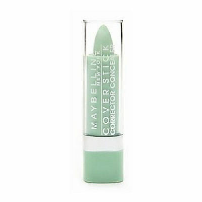 Maybelline Cover Stick Concealer Corrector Coverstick Green 195 Fast Freepost Uk