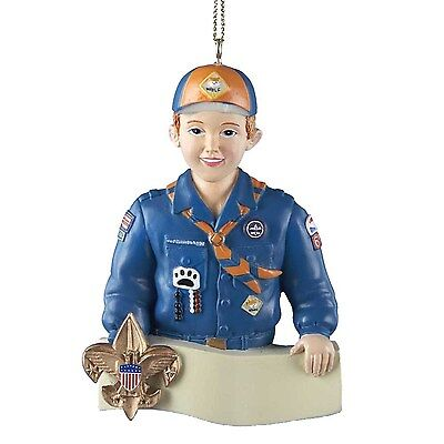 Tiger Cub Scout Ornament by Kurt Adler Free shipping NEW