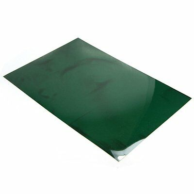 "CMS Magnetics® 4"" x 6"" Green Magnetic Field Viewing Film, Fun! Green micro-enca"